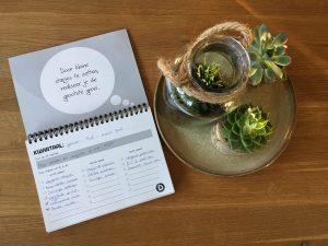planner strategie plantjes